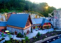 press release ru falls opens new venues and introduces Ruby Falls Cabins