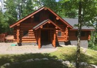 private log cabin lake retreat 2 miles from itasca state park park rapids Itasca State Park Cabins
