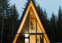 put this epic modern a frame on your holiday wishlist Best A Frame Cabin
