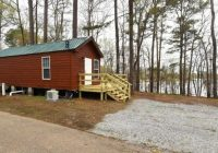 rent a tiny house cabin at roland cooper state park in Alabama State Parks Cabins