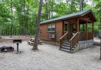 rentals cabins cottages pine haven camping resort Cabins At Pinehaven