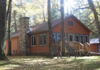 resort cabin rentals on grand portage lake in mercer Portage Lake Cabins