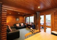resort riverside log cabins saint fillans uk booking Stirling University Log Cabins