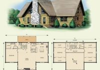 richwood log home and log cabin floor plan this would be a Bedroom Log Cabin Floor Plans