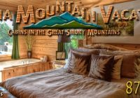romantic getaway nc mountain log cabins rentals 1 bedroom Cabins In Nc Mountains