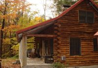 romantic log cabin in jackson new hampshire jackson Cabins New Hampshire