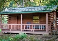 romantic one room cabin rental with jetted bathtub in heber springs arkansas Romantic Cabins In Arkansas