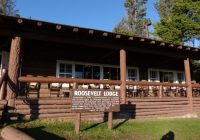 roosevelt lodge cabins main building picture of Roosevelt Cabins Yellowstone