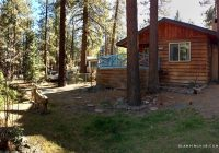 rustic cabin rental near angeles national forest in wrightwood california Cabins In Wrightwood