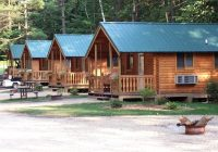 rustic camping cabin for a getaway near mirror lake state park in wisconsin Cabin Camping In Wisconsin