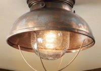 rustic ceiling light flush mount cabin nautical fishing Cabin Lighting Fixtures