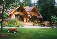 rustic landscaping dos donts landscaping network Cabin Landscaping