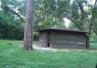 screened shelter s2 304 per person picture of Huntsville State Park Cabins