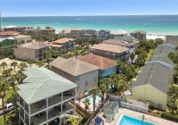 sea the sun gulf view heated private pool pet friendly free beach service destin Sea Cabins Destin Fl