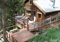 secluded cabin rental with hot tub in breckenridge in colorado Cabins In Breckenridge Co