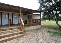 secluded cabin rental with views from the deck on lake texoma texas Lake Texoma Cabins