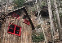secluded red river gorge pet friendly cabin on 3 acres serenity falls campton Cabins At Red River Gorge