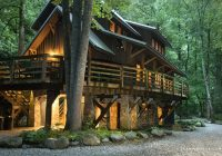 secluded riverfront cabin in the heart of nantahala national forest north carolina National Forest Cabins