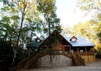 secluded rustic log cabin with game room near oklahomas mountain fork river Mountain Fork River Cabins