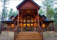 serenity point lodge cabin rentals beavers bend lodging Cabins On Broken Bow Lake