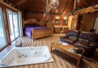serenity springs Person Log Cabin With Hot Tub