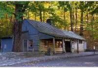 sharp top virginia trail guide Peaks Of Otter Cabins