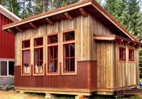 shed roof cabin lost studios sandpoint idaho cabins house Shed Roof Cabin With Loft