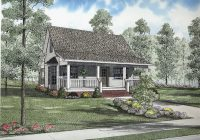 shel cove country cottage home plan 055d 0632 house Country Cabin Plans