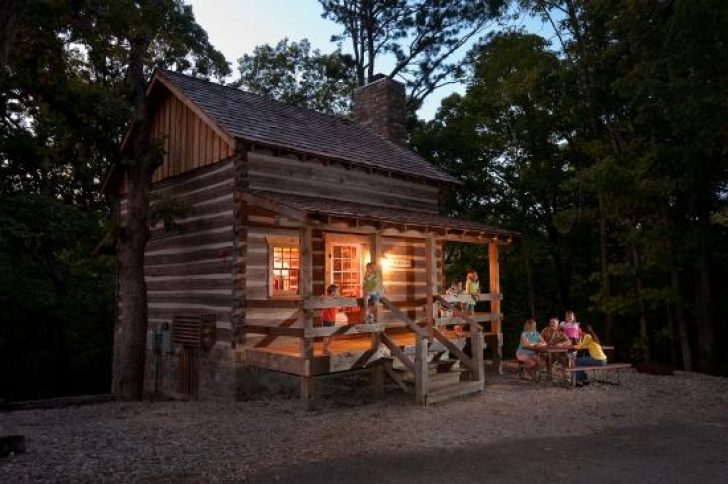Permalink to Perfect Wilderness Cabins Branson Mo