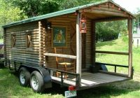 simple affordable tiny house for sale tiny house listings Tiny Cabin On Wheels