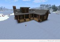 simple home minecraft houses minecraft cabin minecraft Minecraft Cabin House