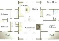 small 4 bedroom cabin plans polyak 4 Bedroom Cabin Plans
