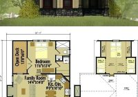 small bungalow house floor plans tiny philippines free pdf Amazing Small House Cabin Plans Designs