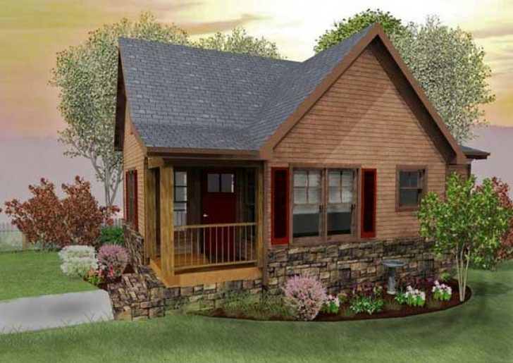 Permalink to Cozy Small Cabin House Plans Ideas