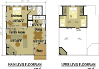 small cabin designs with loft small cabin floor plans Small Cabin House Plans
