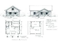 small cabin floor plans Simple Cabin Floor Plans