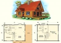 small cabin with loft floor plans hybridmediasl Plans For Small Cabins With Loft
