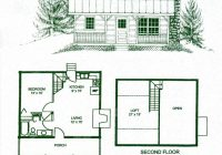 small cabin with loft floorplans photos of the small cabin Small Cabin Floor Plans With Loft