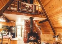 small cabins interiors best ideas about small cabin Decorating A Small Cabin Loft