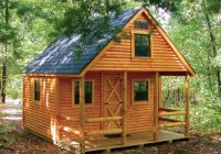 small cabins to build simple solar homes learn how to Building Small Cabin