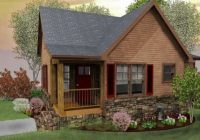 small house plans small home designs max fulbright Amazing Small House Cabin Plans Designs