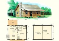 small log cabin floor plans and pictures cbodance Small Log Cabin Floor Plans With Loft
