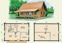 small log cabin floor plans cumberland log home and log Log Cabin House Architectural Design And Floorplans