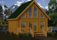 small log cabin kits floor plans cabin series from battle Wooden Cabins Small