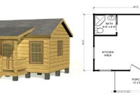 small log cabin kits log homes southland log homes Small Cabin Kit