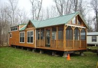small log cabin mobile homes found on Mobile Cabin Homes