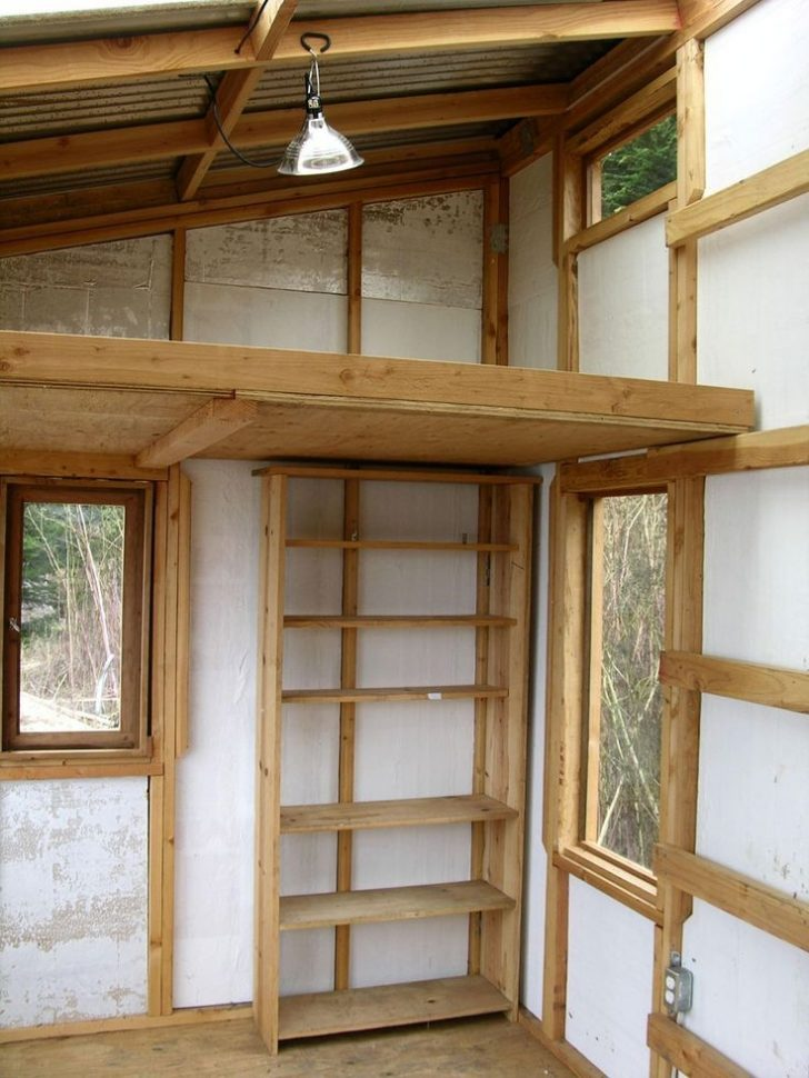Permalink to Perfect Shed Roof Cabin With Loft Ideas