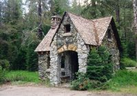 small stone cabin house plans cottage home cozy cabins Small Stone Cabin