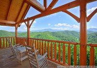 smoky mountain high 3 bedroom cabin in sevierville Mountain Cabins In Tennessee