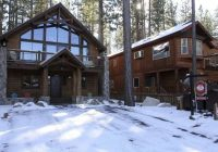 south lake tahoe vacation rental owners get a partial Cabins In South Lake Tahoe